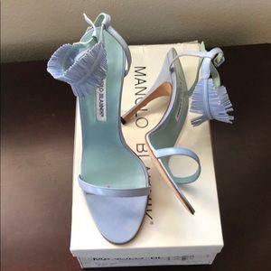 Manolo Blahnik 105 sandals